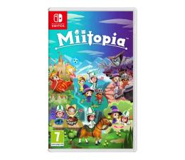 Gra na Switch Switch Miitopia
