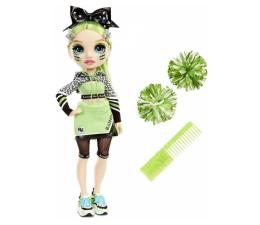 Lalka i akcesoria Rainbow High Cheer Doll - Jade Hunter (Green)