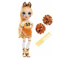 Lalka i akcesoria Rainbow High Cheer Doll - Poppy Rowan (Orange)
