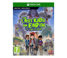 Gra na Xbox One Xbox The Last Kids on Earth and the Staff of DOOM
