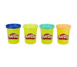 Zabawka plastyczna / kreatywna Play-Doh Tuby 4-pak wild