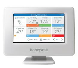 Sterowanie ogrzewaniem Honeywell EvoHome Sterownik, podstawa, zasilacz