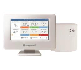 Sterowanie ogrzewaniem Honeywell EvoHome Sterownik, zasilacz, moduł przekaźnikowy