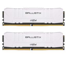 Pamięć RAM DDR4 Crucial 32GB (2x16GB) 3200MHz CL16 Ballistix White