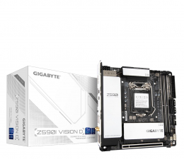 Płyta główna Socket 1200 Gigabyte Z590I VISION D