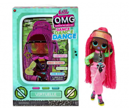 Lalka i akcesoria L.O.L. Surprise! OMG Dance Doll - Virtuelle
