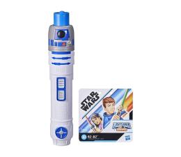 Zabawka militarna Hasbro Star Wars Lightsaber Squad R2-D2 blue