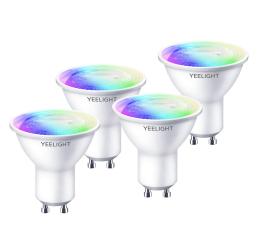 Inteligentna żarówka Yeelight W1 GU10 (kolor) 4szt