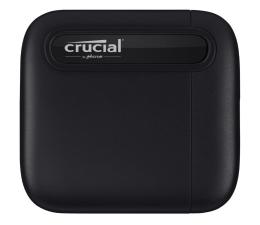 Dysk zewnętrzny SSD Crucial X6 500GB USB 3.2 Gen. 1 Czarny