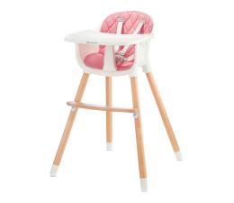 Krzesełko do karmienia Kinderkraft Sienna pink