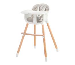 Krzesełko do karmienia Kinderkraft Sienna grey