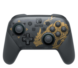 Pad Nintendo Switch Pro Controller - Monster Hunter Rise