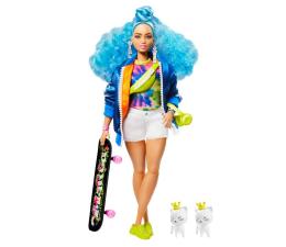 Lalka i akcesoria Barbie Fashionistas Extra Moda Lalka z akcesoriami