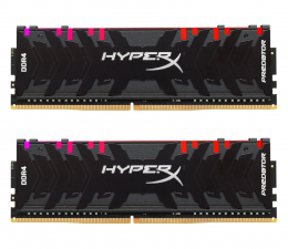 Pamięć RAM DDR4 HyperX 32GB (2x16GB) 3200MHz CL16 Predator RGB