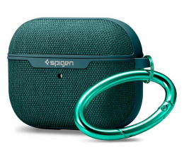 Etui na słuchawki Spigen Urban Fit Case do Apple AirPods Pro midnight green