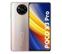 Smartfon / Telefon Xiaomi  POCO X3 PRO NFC 6/128GB Metal Bronze