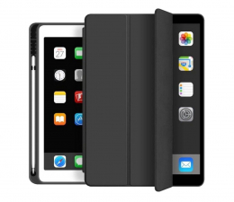 Etui na tablet Tech-Protect SmartCase Pen do iPad iPad Air (4. gen.) black