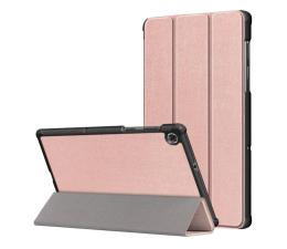 Etui na tablet Tech-Protect SmartCase do Lenovo Tab M10 Plus rose gold