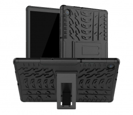 Etui na tablet Tech-Protect Armorlok do Lenovo Tab M10 Plus black
