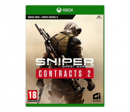 Gra na Xbox One Xbox Sniper: Ghost Warrior Contracts 2