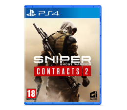 Gra na PlayStation 4 PlayStation Sniper: Ghost Warrior Contracts 2