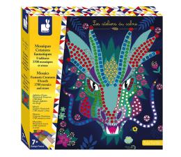 Zabawka kreatywna Janod Zestaw kreatywny Mozaika  Fantastyczne stworzenia 7+