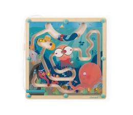 Zabawka drewniana Janod Magnetyczny labirynt Ocean