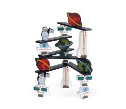 Zabawka edukacyjna Janod Gra balansowa drewniana Kosmos