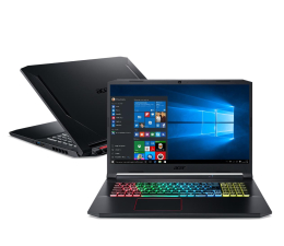 "Notebook / Laptop 17,3"" Acer Nitro 5 i7-10750H/32GB/512+1TB/W10X RTX3060 144Hz"