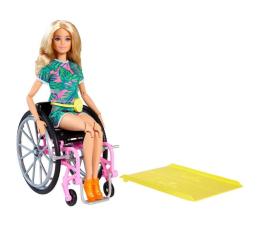 Lalka i akcesoria Barbie Fashionistas Lalka na wózku