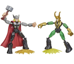 Figurka Hasbro Avengers Bend and Flex Thor vs Loki
