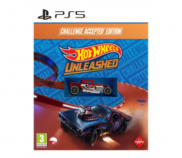 Gra na PlayStation 5 PlayStation Hot Wheels Unleashed - Challenge Accepted™ Edition