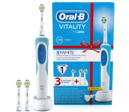 Szczoteczka elektryczna Oral-B Vitality 3D White + EB18-2