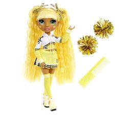 Lalka i akcesoria Rainbow High Cheer Doll - Sunny Madison (Yellow)