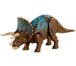 Figurka Mattel Jurrasic World Ryk bojowy Triceratops