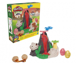Zabawka plastyczna / kreatywna Play-Doh Lava Bones Island