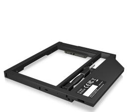 "Obudowa dysku ICY BOX Adapter na dysk 2.5"" do laptopa (slot DVD 9-9.5mm)"