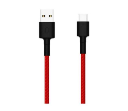 Kabel USB Xiaomi Xiaomi Mi Type-C Braided Cable (Czerwony)