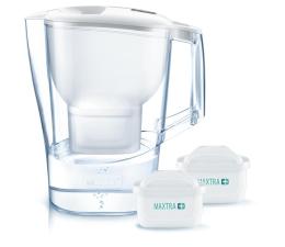 Filtracja wody Brita Dzbanek z filtrem Aluna XL biały + 2 MX+ Pure