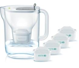 Filtracja wody Brita Dzbanek filtrujący STYLE XL 3,6L szary + 4 wkłady Pure