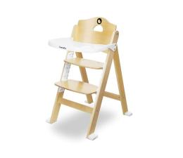 Krzesełko do karmienia Lionelo Floris White Natural