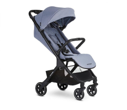 Wózek spacerowy Easywalker Jackey Steel Grey + torba