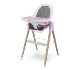 Krzesełko do karmienia Lionelo Maya Pink Rose