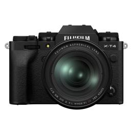 Bezlusterkowiec Fujifilm X-T4 + 16-80mm