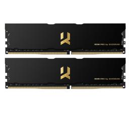 Pamięć RAM DDR4 GOODRAM 16GB (2x8GB) 4000MHz CL18 IRDM PRO Black