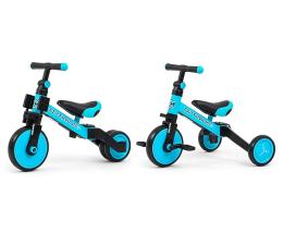 Rowerek biegowy MILLY MALLY Optimus Blue 3w1