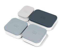 Pojemnik i przechowywanie żywności Monbento Zestaw 4 pojemników do lunchboxa Original