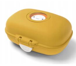 Pojemnik i przechowywanie żywności Monbento Gram Yellow Moutarde