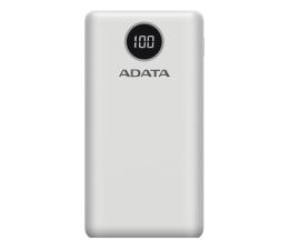 Powerbank ADATA Power Bank P20000QCD 20000mAh biały