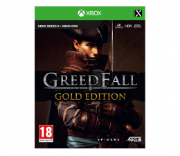 Gra na Xbox Series X Xbox GreedFall - Gold Edition